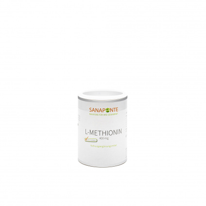 L-Methionin 400 mg