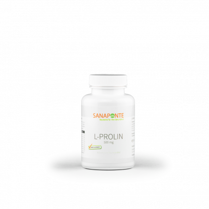 L-Prolin 500 mg