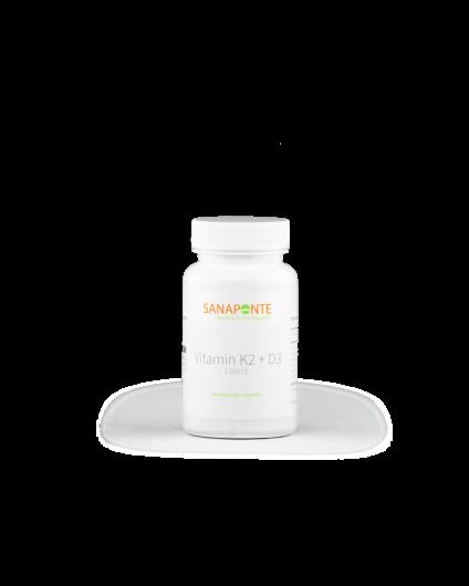 Vitamin K2 + D3 1.000 I.E.