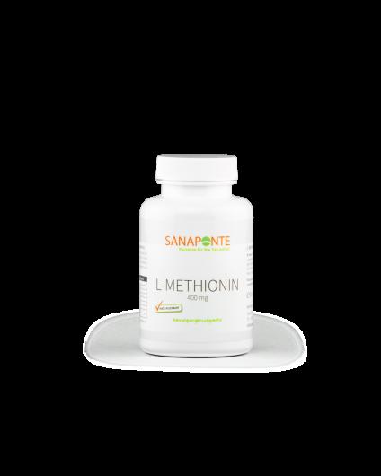 L-Methionin 400 mg